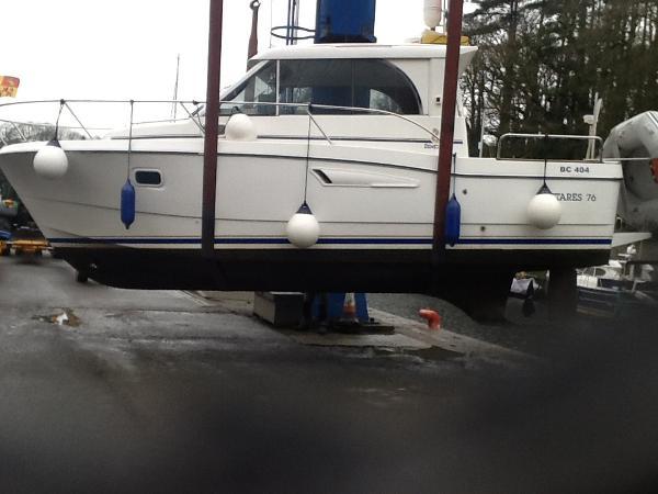 Beneteau Antares 7.60 Beneteau Antares 760 Seafisher