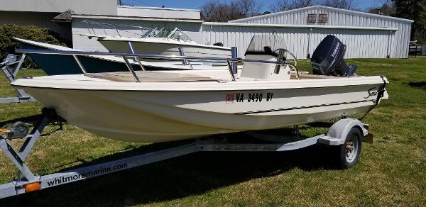 Scout 151 Sportfish