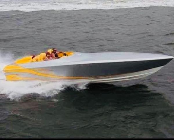 JokerBoat 28