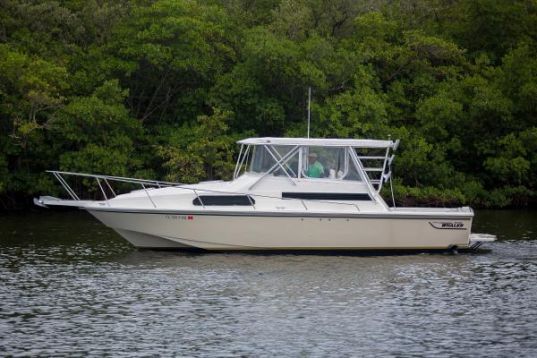 Boston Whaler express