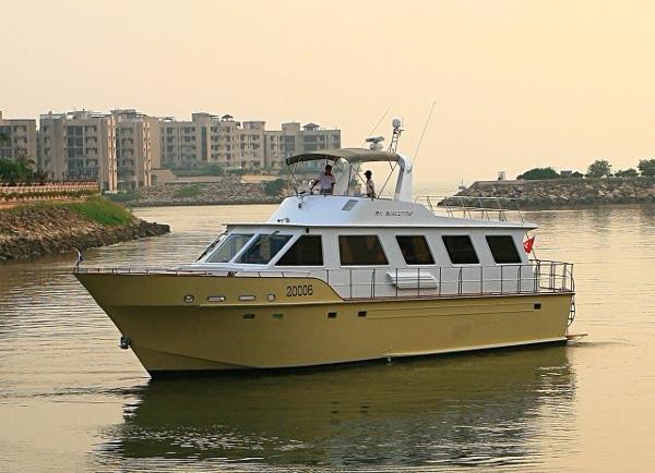 Supercraft 62 Motor Yacht / Houseboat Supercraft 62 - Profile