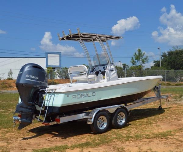 Robalo 206 Cayman Bay Boat 2017-Robalo-206-Cayman-Bay-Boat