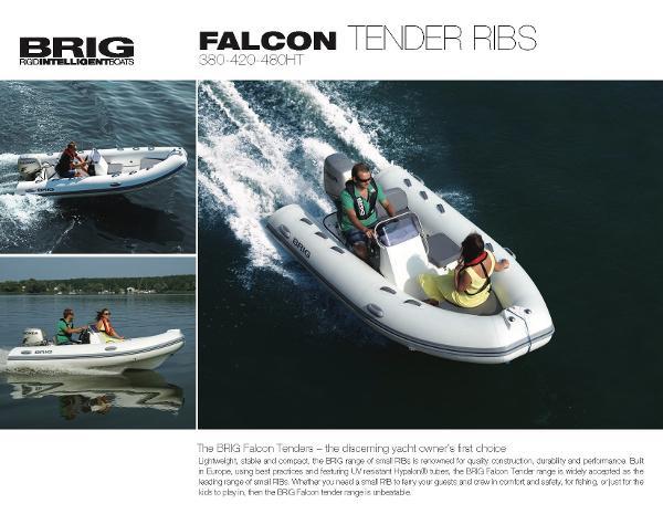Brig Inflatables F420HT