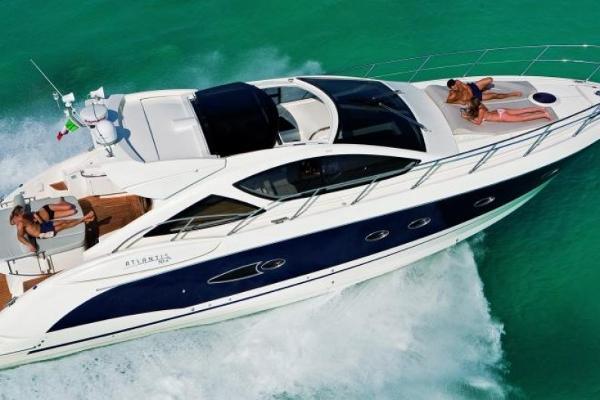 Atlantis 50x4 Atlantis 50X4 Sister Boat