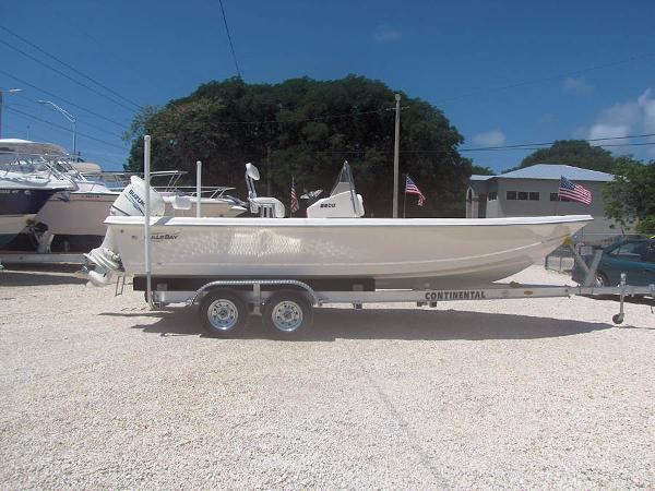 Bulls Bay 2200 Bay Boat w/140 Suzuki