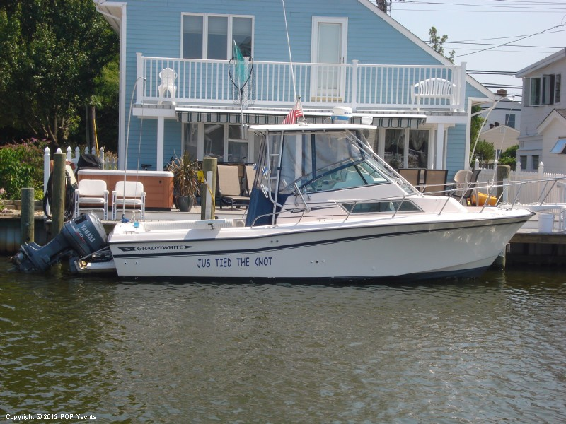 Grady-White 25 SAILFISH 1992 Grady-White 25 Sailfish for sale in Lavallette, NJ