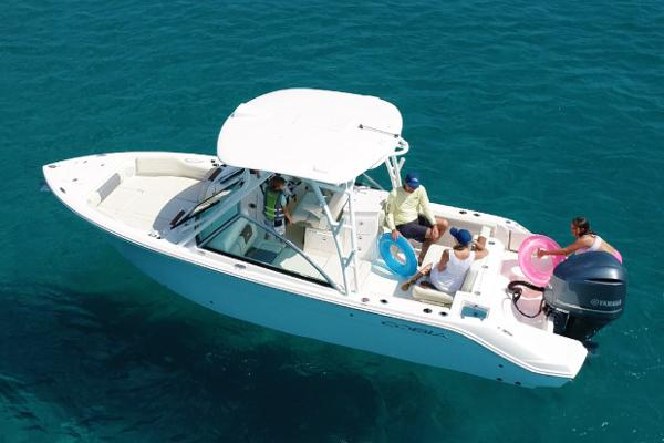 Cobia 240 Dual Console Manufacturer Provided Image