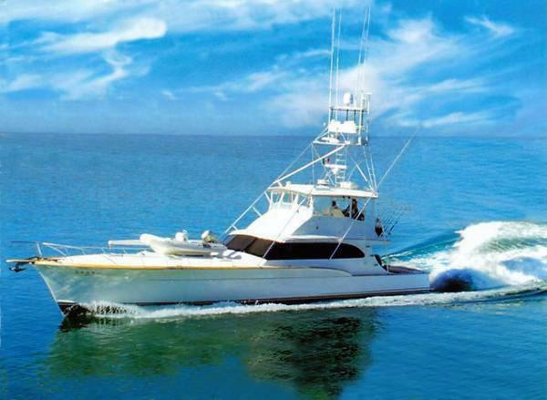 Buddy Davis Sport Fishing Motor Yacht Profile