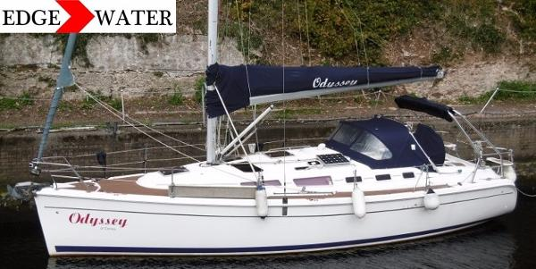 Legend 38 Legend 38 bilge keel for sale