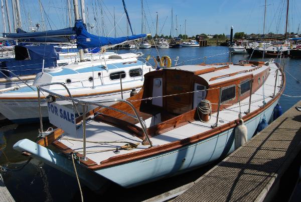 Buchanan East Anglian 28 Mk II Buchanan Classic Yacht Liffin