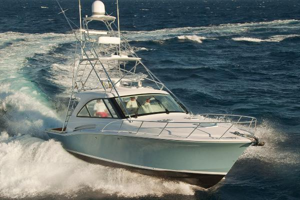 Hatteras GT45X Tower Manufacturer Provided Image: Manufacturer Provided Image
