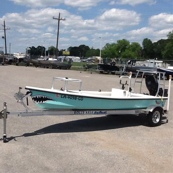 Used action craft flats boats for sale for Action craft boat parts