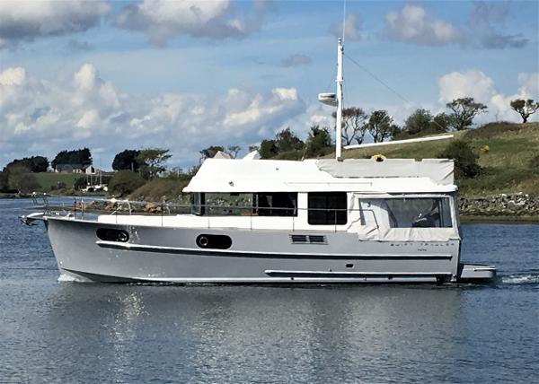 Beneteau Swift Trawler 44 Beneteau Swift Trawler 44 for sale with BJ Marine