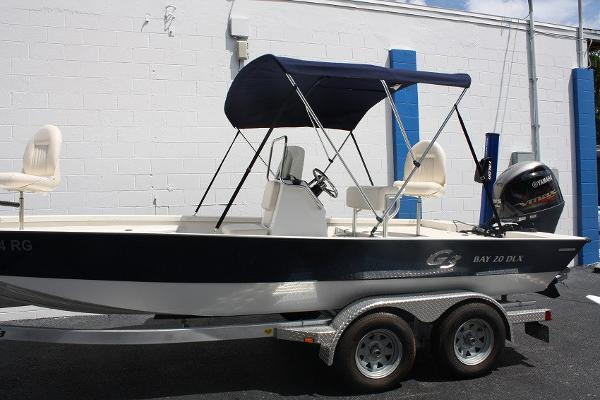 G3 Boats 20 BAY DELUXE