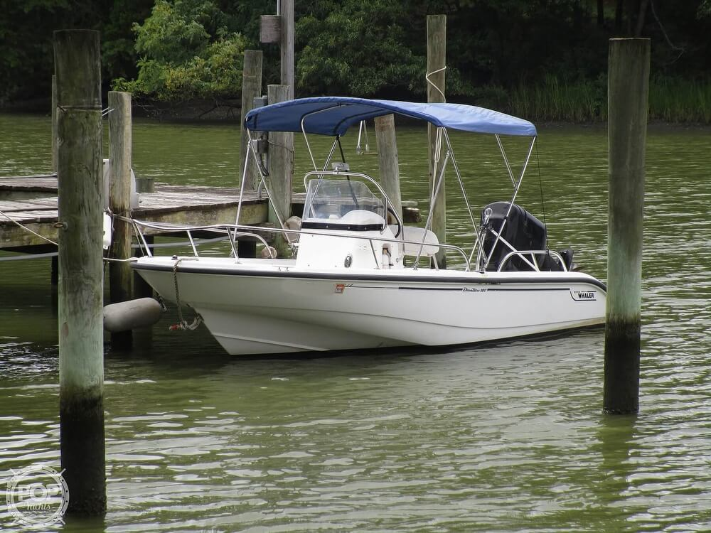 Boston Whaler 180 Dauntless 2003 Boston Whaler 180 Dauntless for sale in Virginia Beach, VA