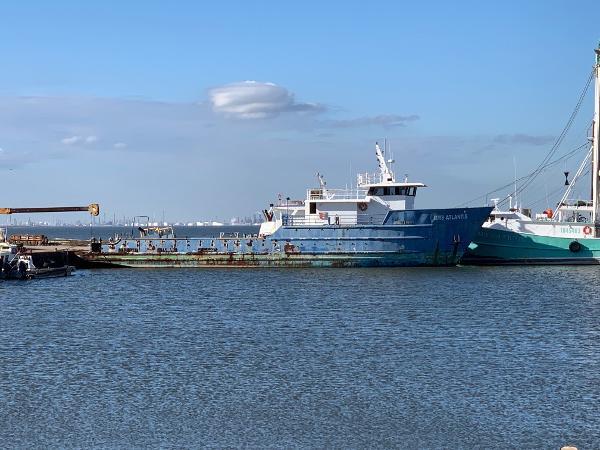 Custom Explorer Vessel Conversion
