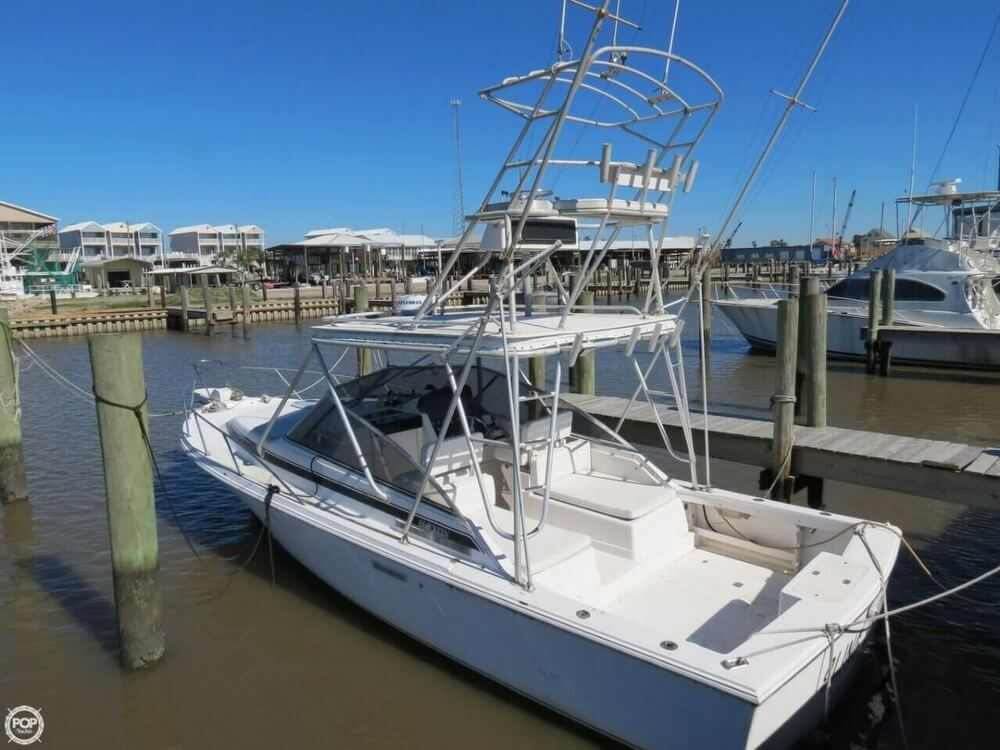 Blackfin 29 Flybridge 1996 Blackfin 29 for sale in Cypremort Point, LA