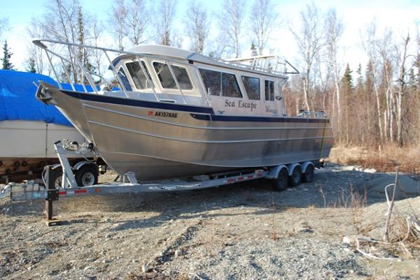 Glacier Craft Boats For Sale