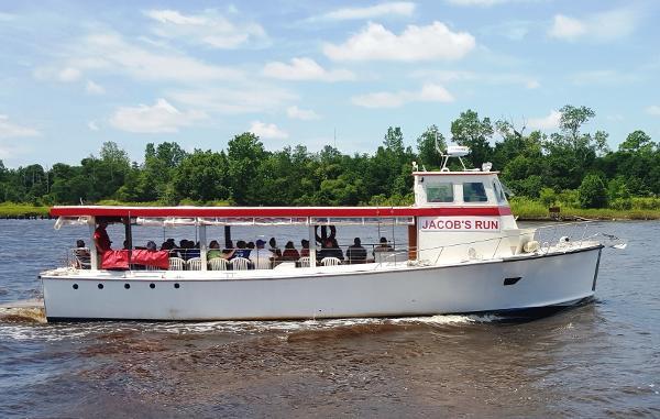 Willard Marine Commercial Tour Boat