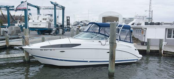 Bayliner 265 Profile