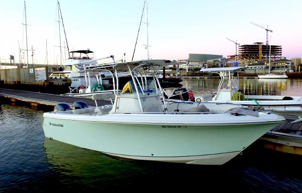 Sailfish 2360 CC