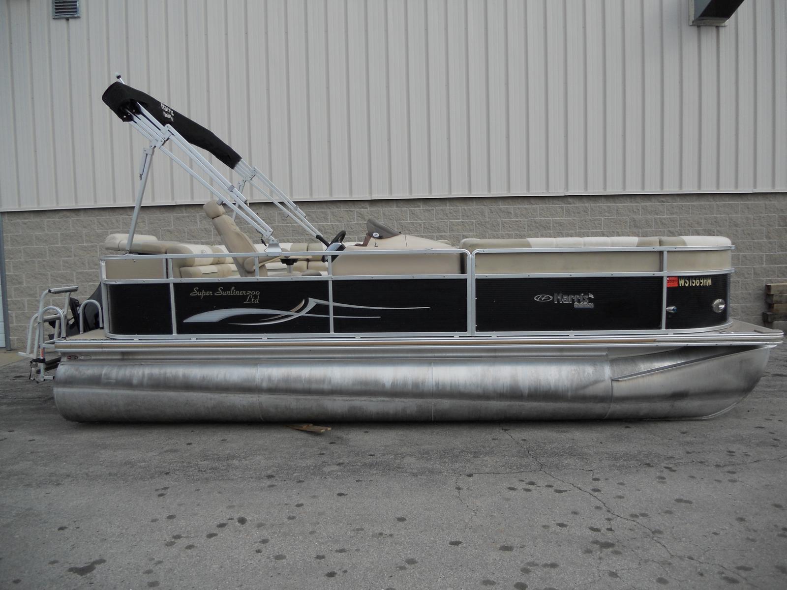 Harris Super Sunliner LTD 200