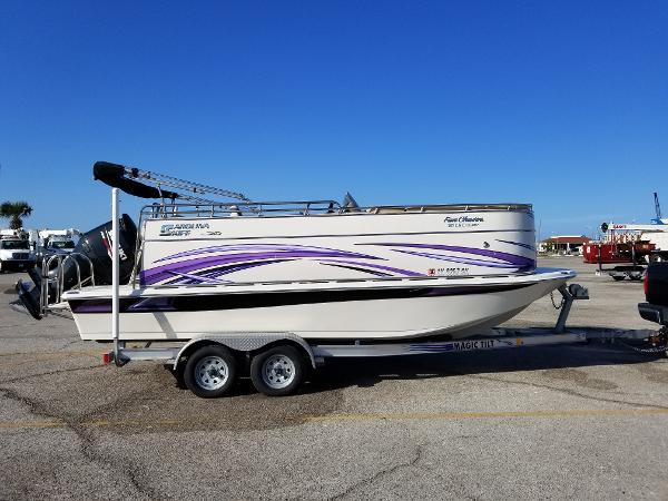 Carolina Skiff DS20