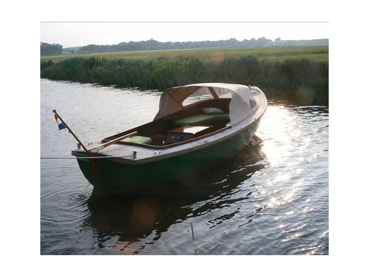 Beneteau Kraaijer Egmond aan Zee sloep 6.60