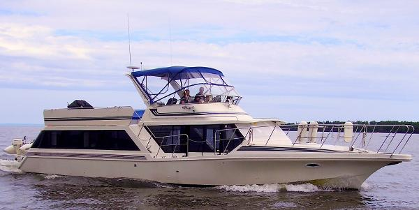 Bluewater Coastal Cruiser