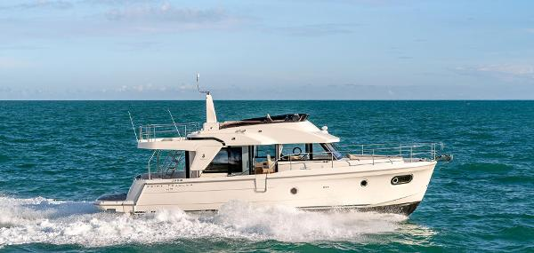 Beneteau Swift Trawler 47 Manufacturer Provided Image