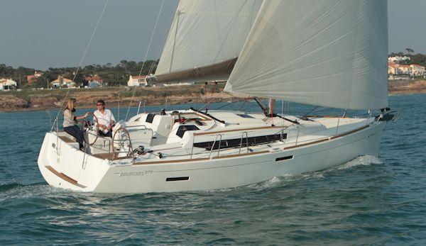 Jeanneau Sun Odyssey 379 Sun Odyssey 379