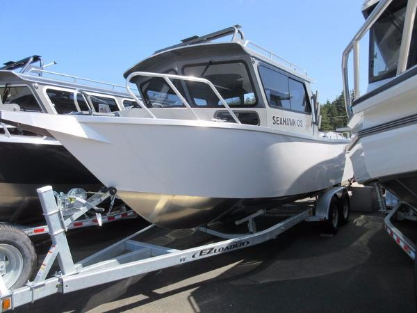 North River 23' Seahawk OS
