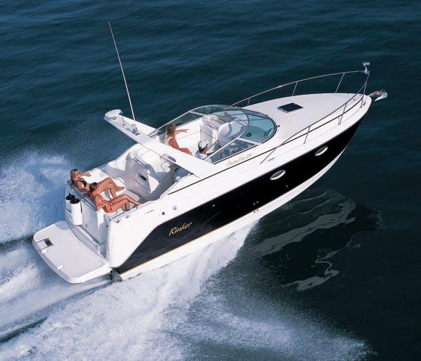 Rinker Fiesta Vee 270 Manufacturer Provided Image