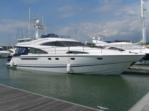 Fairline Squadron 58 Fairline Squadron 58 MK II