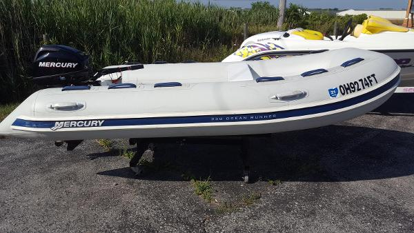 Mercury Inflatables OCEAN RUNNER 330