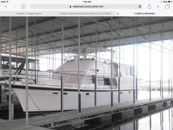 Atlantic Motor Yacht