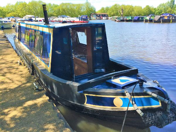 Narrowboat Dennis Cooper 40' Trad