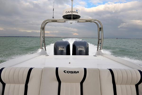 Cobra Ribs Nautique 10.6m Seating