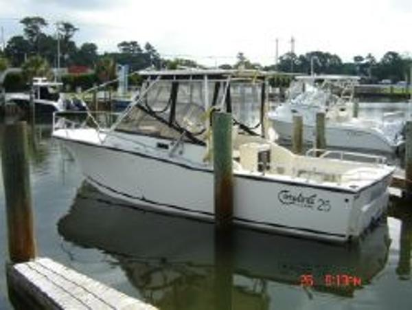 Carolina Classic 25 Sport Fish