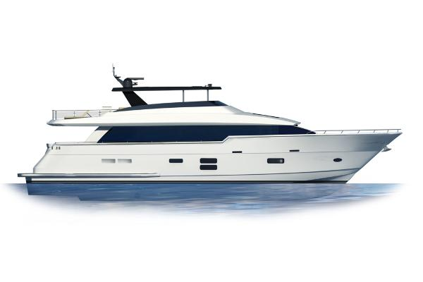 Hatteras 90 Motor Yacht