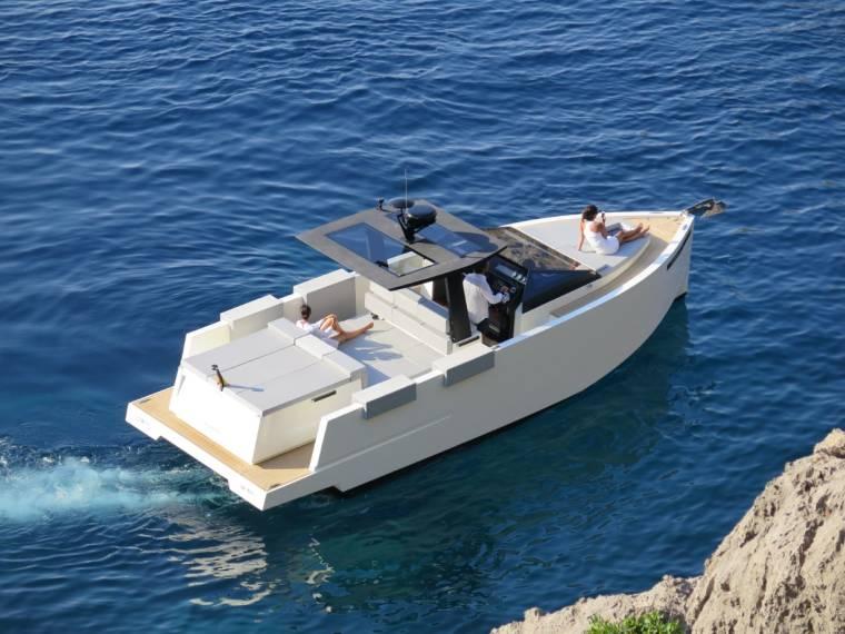 De Antonio Yachts DE ANTONIO 33 CRUISER