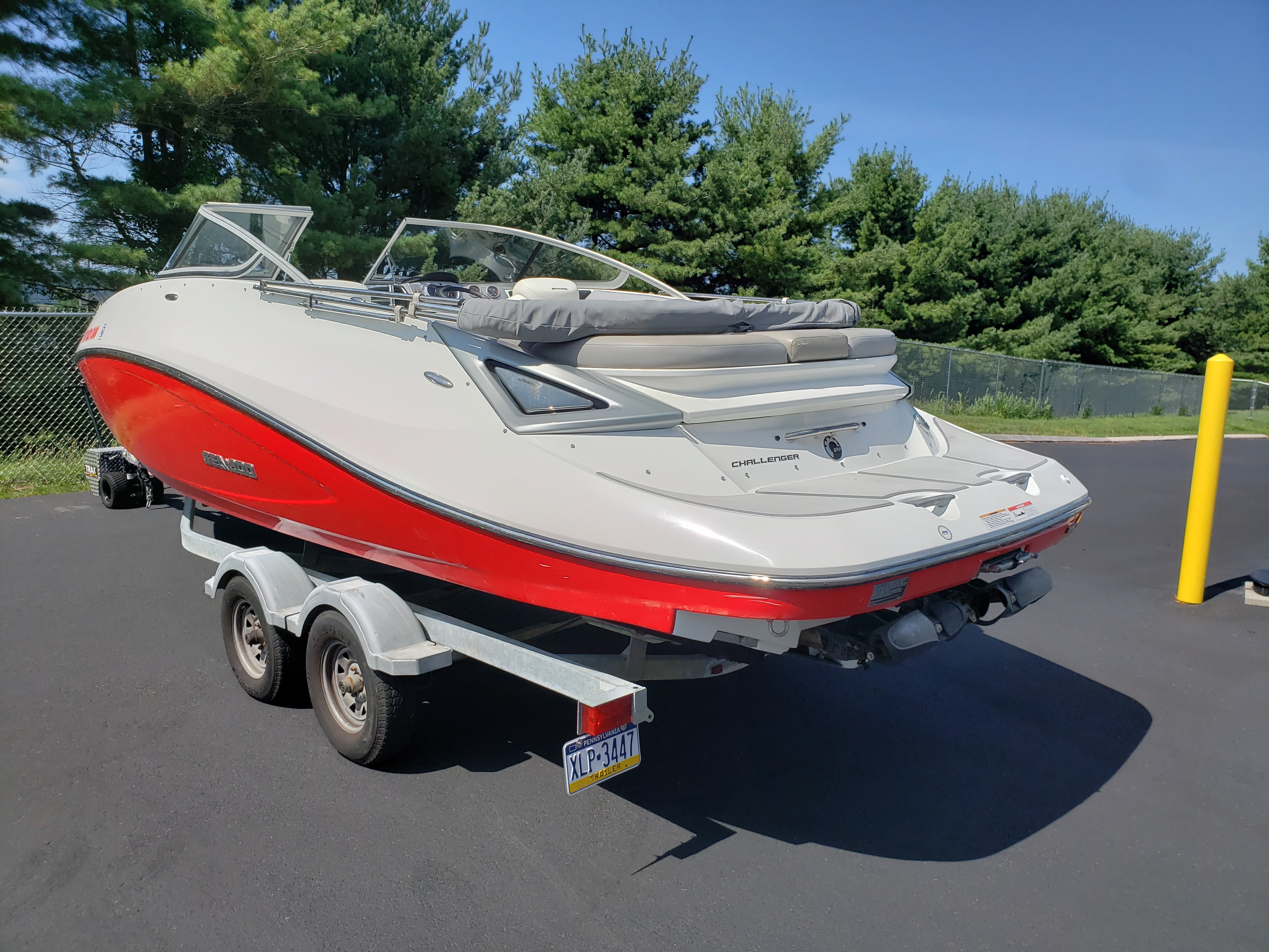 Sea-Doo Challenger boats for sale - boats com