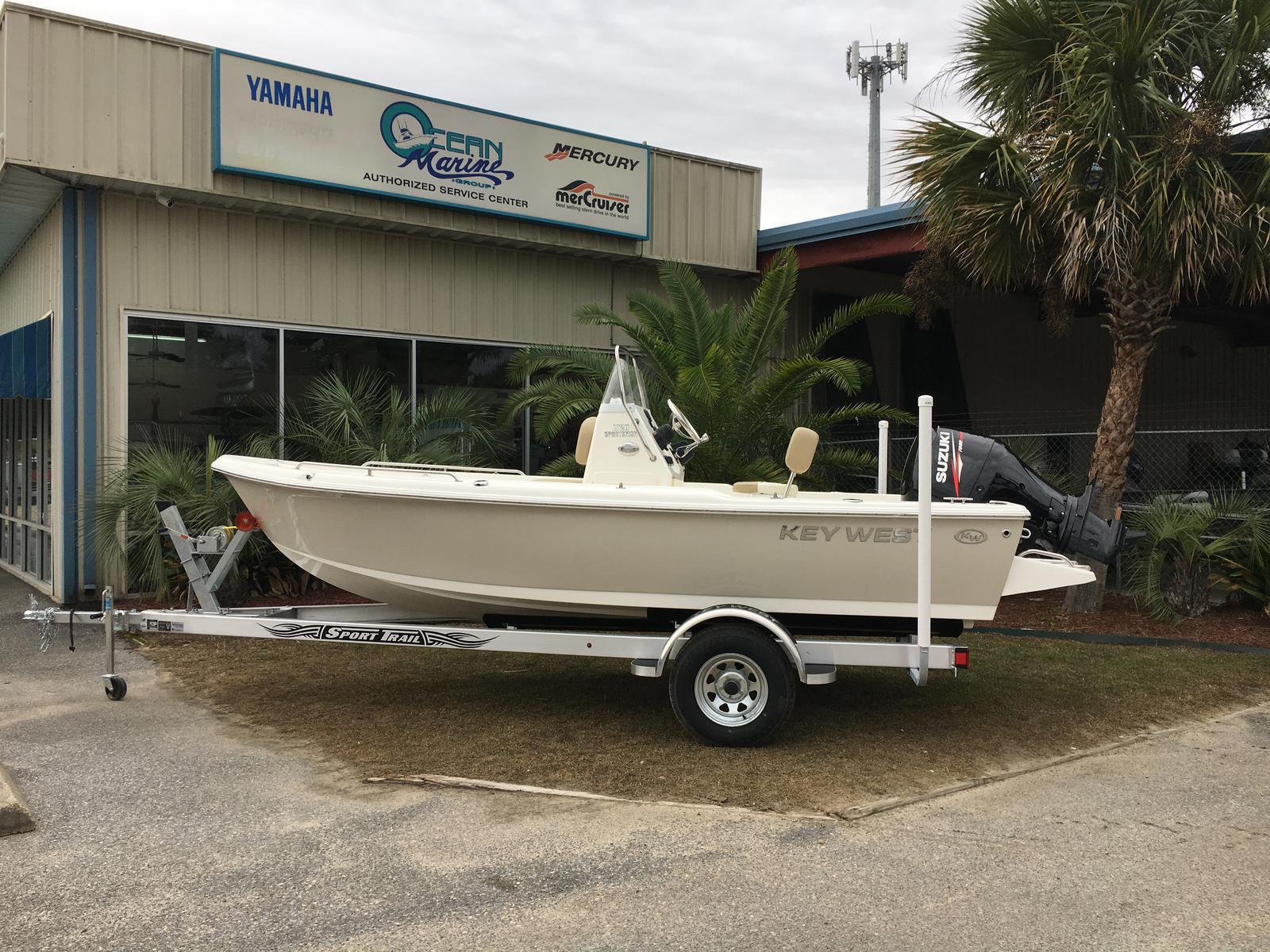 Key West Boats, Inc. 1720CC