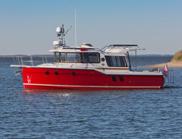 Ranger Tugs R-29 Sedan Luxury Edition DEMO In Stock