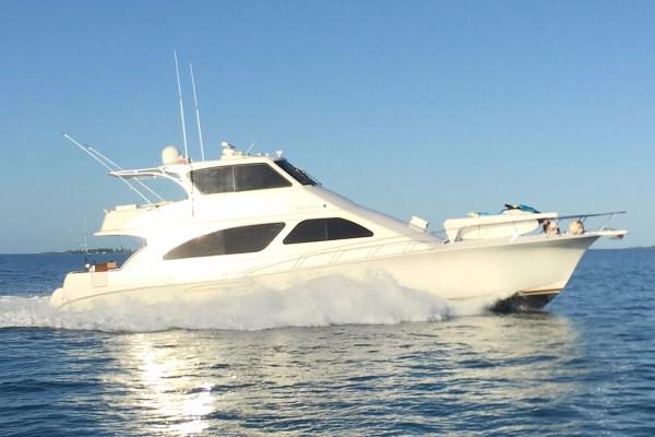 Ocean Yachts Odyssey