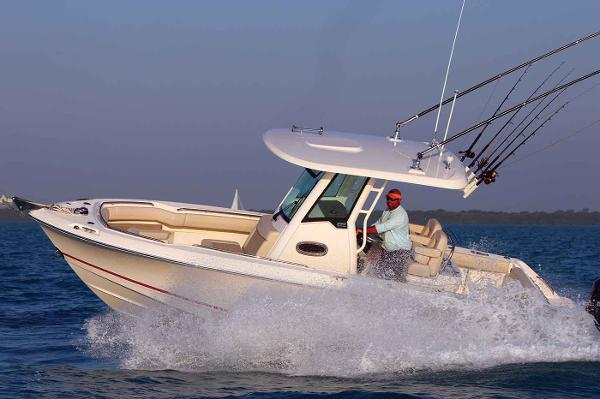 Boston Whaler 250 Outrage Manufacturer Provided Image