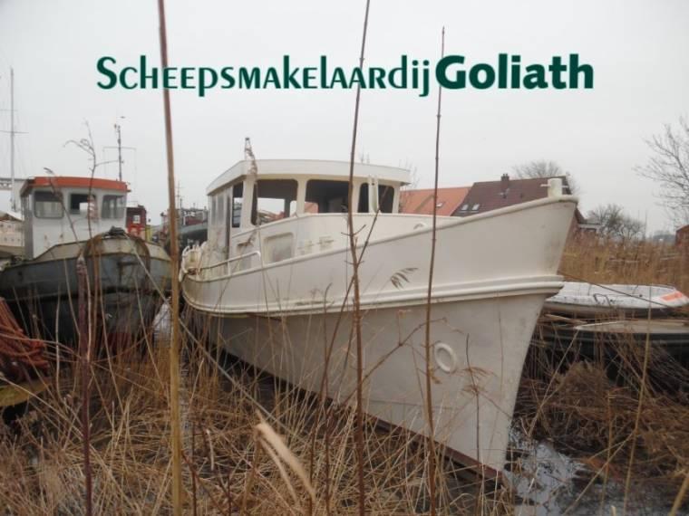 Loodsboot dubbelschroefs