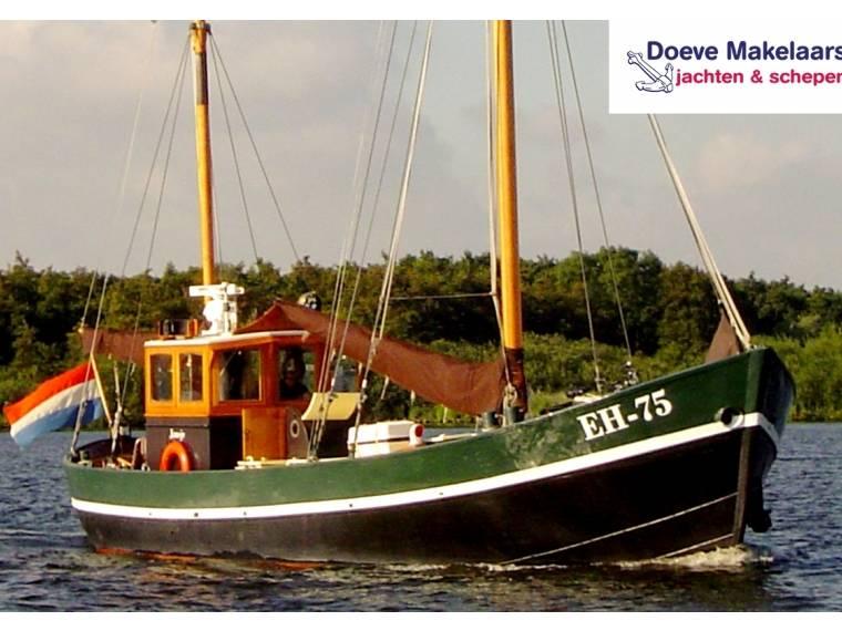 Dutch Barge, Sailingcutter 14.99