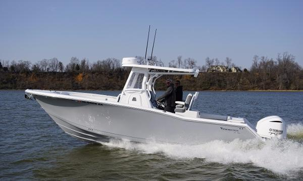 Tidewater Boats 280 CC Adventure