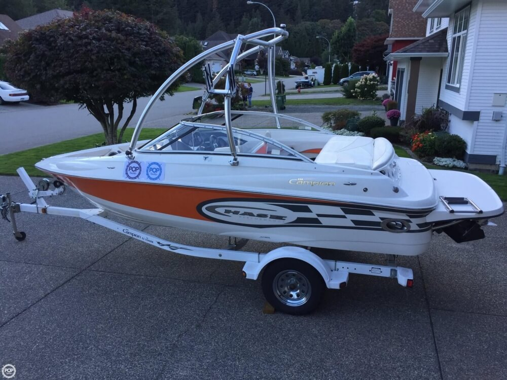 Campion Chase 550 2005 Campion Chase 550 for sale in Harrison Hot Springs, BC